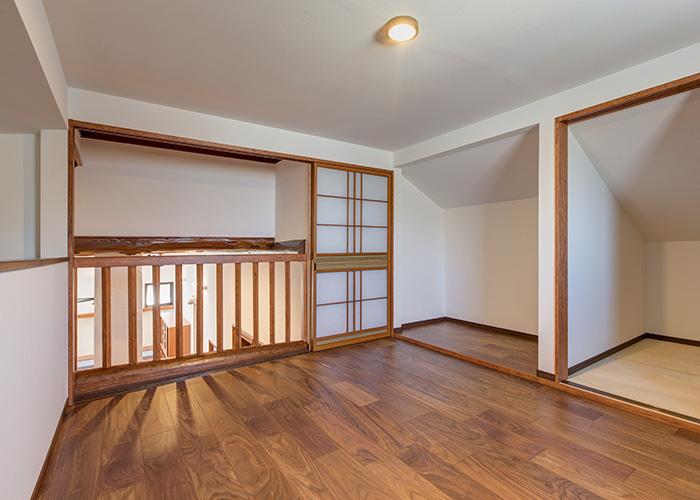 将来の長男の個室